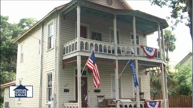 Hurricane House Calls: Windows