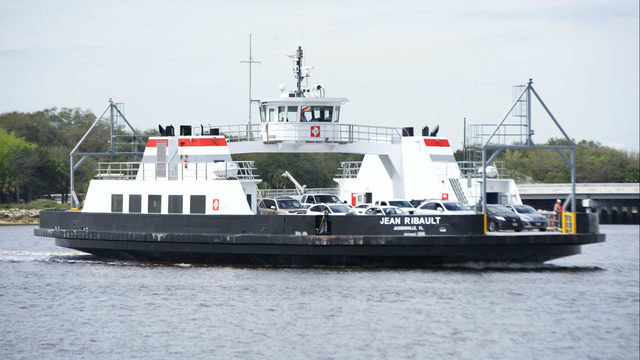 Suspicious package shuts down St. Johns River Ferry