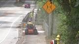 Arlington sidewalk cleared before students head back to school