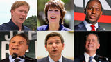 Who backs who in Florida governor race?