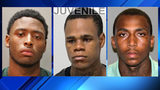 2 arrested in killing of 7-year-old&#x3b; manhunt underway for 3rd