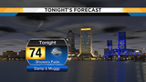 Scattered storms firing up, muggy overnight