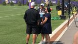 Combined practices bittersweet for Jaguars coach