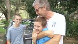Green Cove Springs brothers struck by semi live to tell the tale