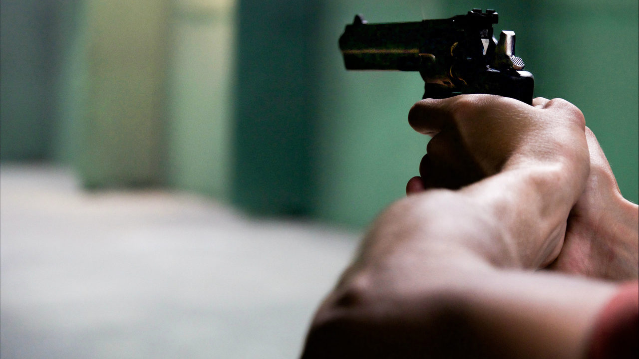 What should you do if faced with an active shooter situation?