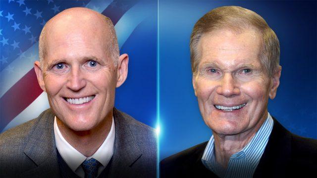 US Senate candidates