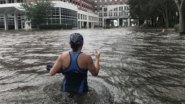 High rise: The Flood and Fury of Hurricane Irma