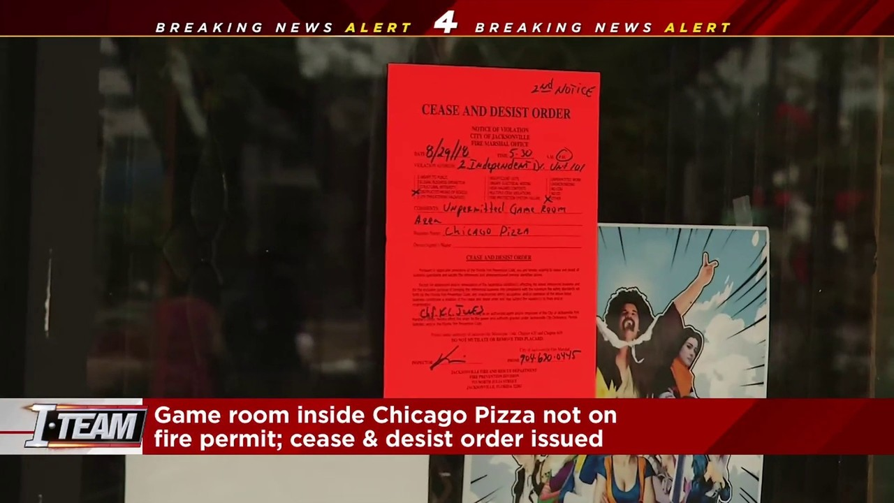 Fire Marshal Shuts Down Landing Business Site Of Mass Shooting Chicago Three Way Wiring Diagram