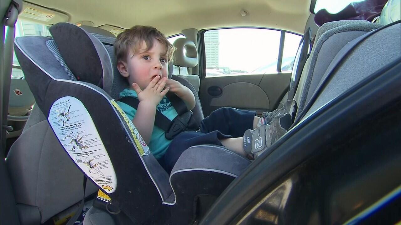 Car Seat Age Limit