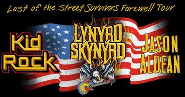 Street Survivors Tour graphic