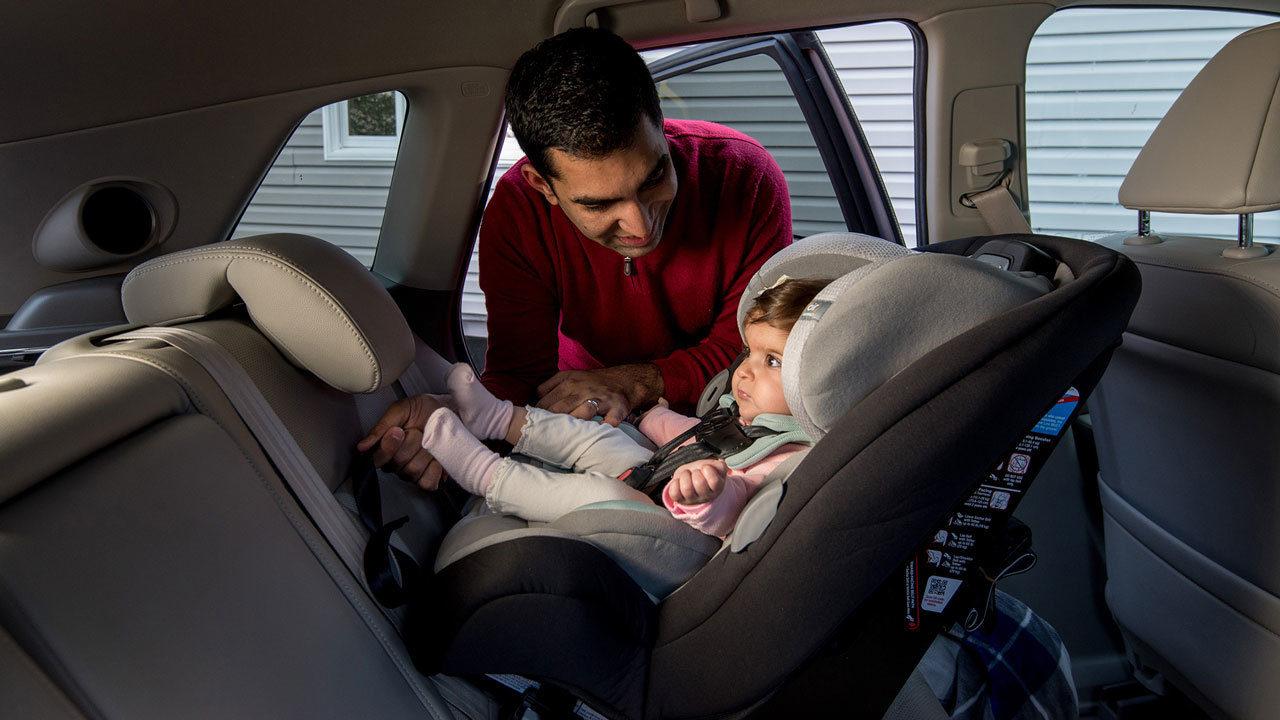 Rear Facing Car Seats Until Age