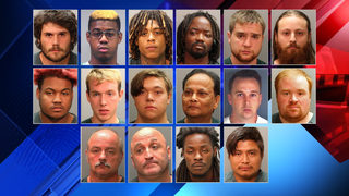 Jacksonville sheriff: Sting nets 17 men trying to have sex