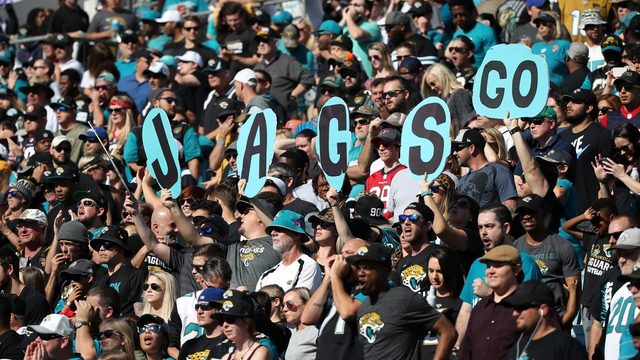Going to the Jaguars game vs. the Chiefs? It'll be a scorcher