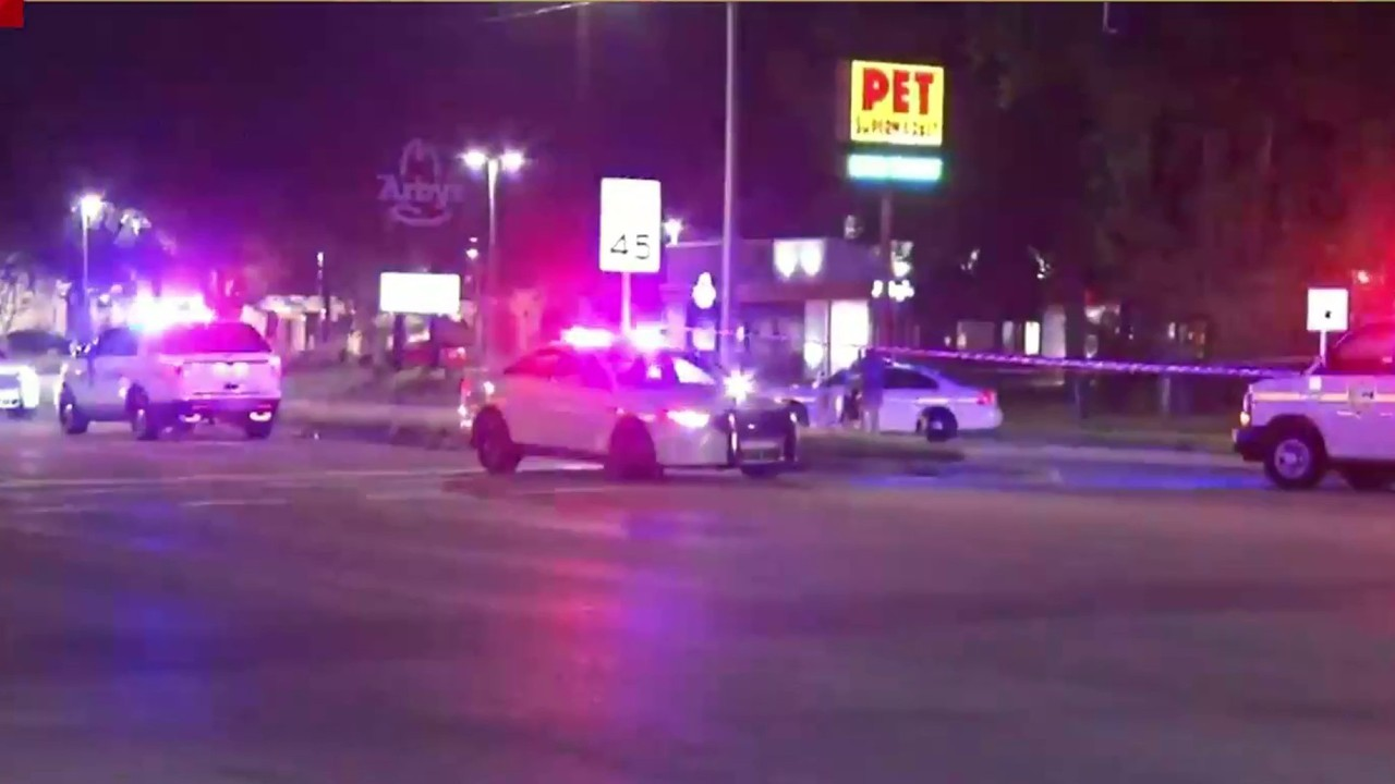 JSO Pedestrian Hit Killed On San Jose Boulevard