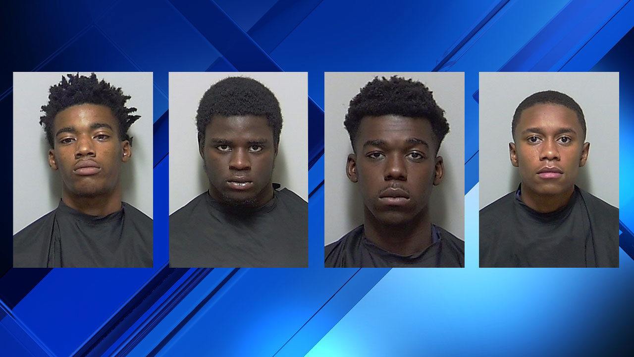 Deputies 4 Arrested After Botched Drug Deal In Palatka