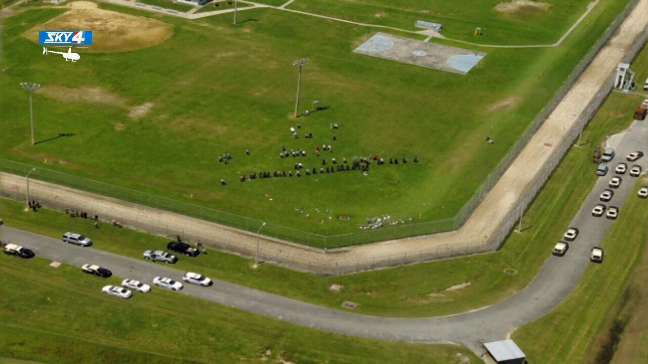 Florida officials say no 'riot' at prison in Hamilton County