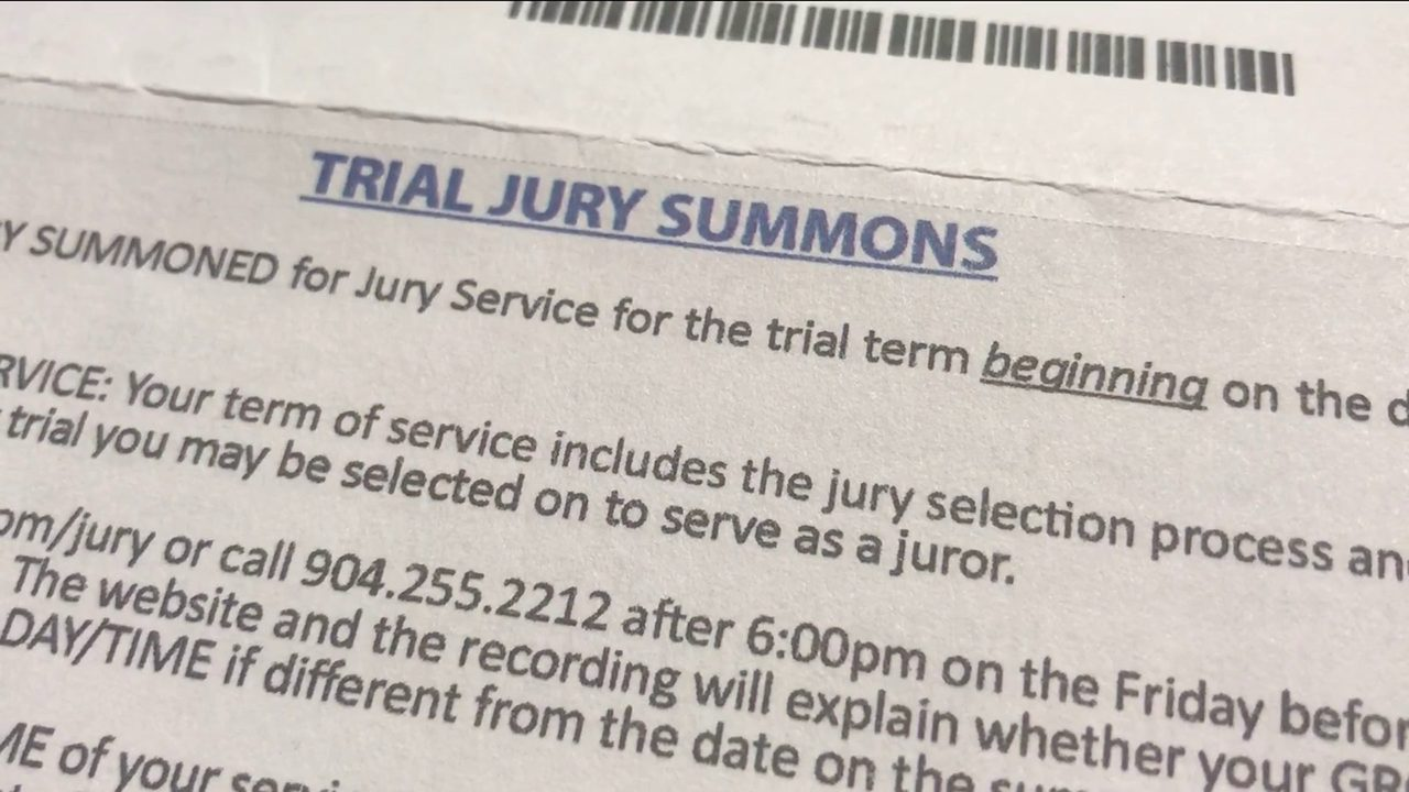 Skipping out on jury duty in St  Johns County? Here's what