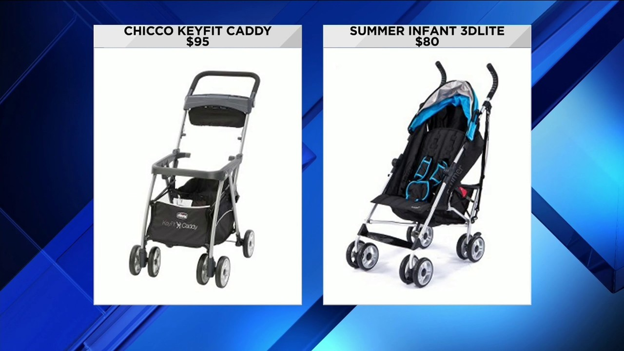 8432b0556c3 Consumer Reports announces top strollers of 2018