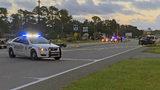 FHP: Motorcyclist killed in Nassau County crash
