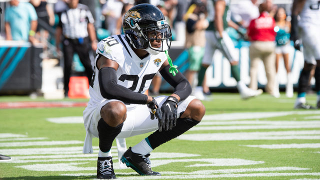 Ramsey inactive for Jaguars game in Denver