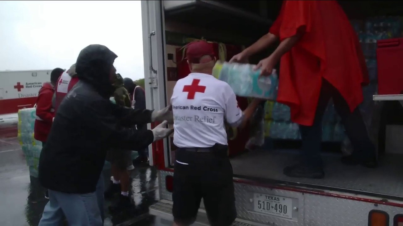 340fcfef8 Video thumbnail for American Red Cross of North Florida continues recovery  efforts after Hurricane Florence