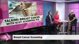 Talking breast cancer with Dr. Scot Ackerman