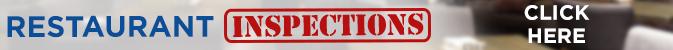 Restaurant Inspections banner
