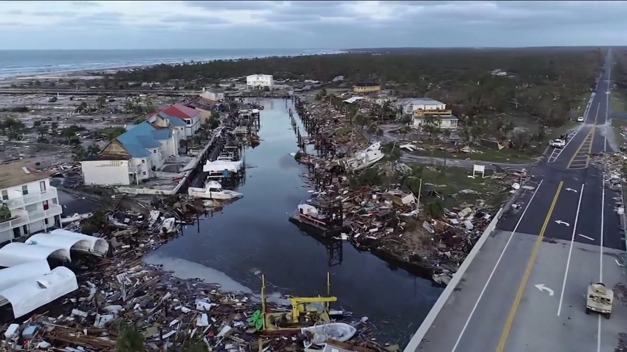 Disney makes donation to Hurricane Michael survivors