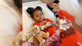 Jacksonville toddler hospitalized with polio-like illness