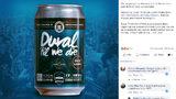 Jaguars fan group unveils 'Duval 'Til We Die' limited edition beer