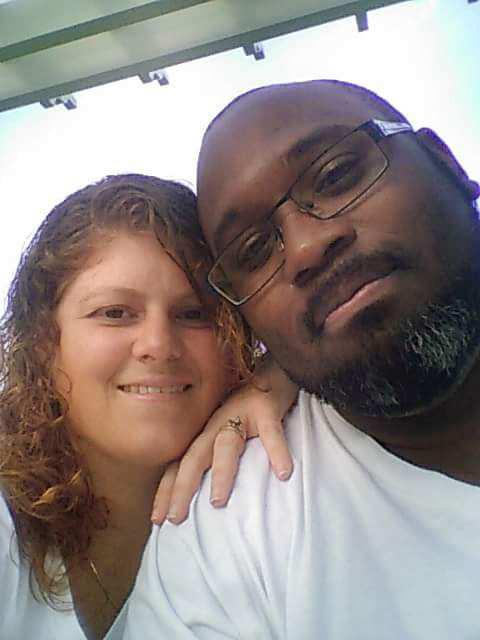 Patric and Rebecca