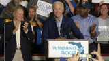 Biden rallies Florida Democrats for Gillum, Nelson