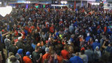 Will city allow Jacksonville Landing to host post-game party?