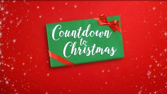 Countdown To Christmas Sign.Hallmark S Countdown To Christmas Starts Today
