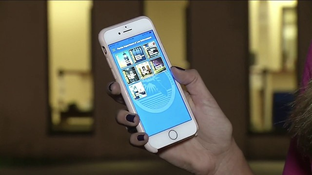 New mobile app helps keep your kids safe on Halloween