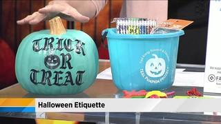 Proper Halloween Etiquette