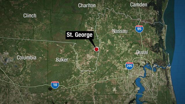 Georgia And Florida Map.2 Women Teen Boy Shot To Death In Home Near Georgia Florida Line