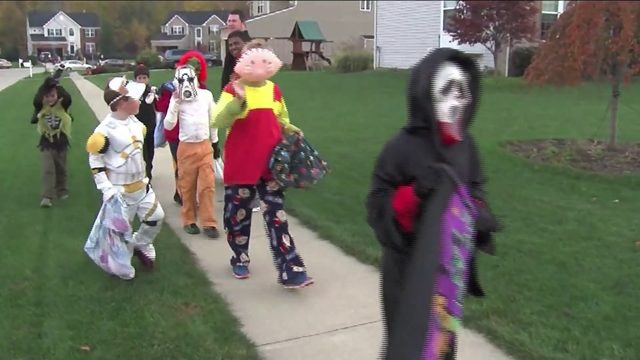 Keeping your kids safe during Halloween