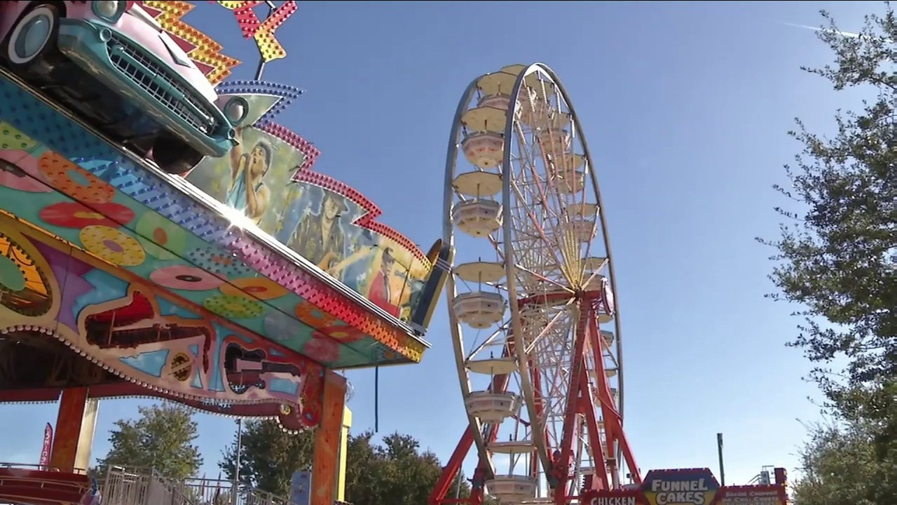 20 people are hurt when ride malfunctions at Jacksonville Fair