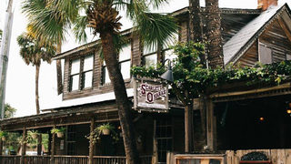 Thrillist: St. Augustine's home to the most haunted bar in Florida