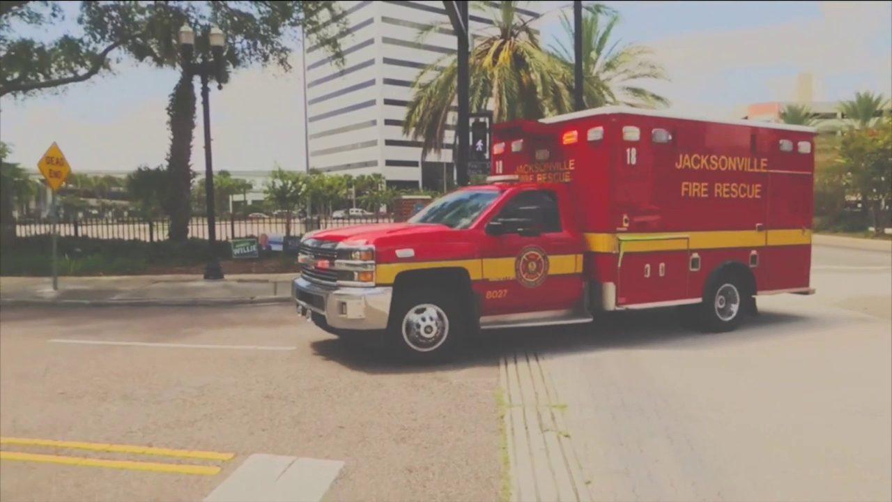 Radio calls detail firefighters' response to Landing mass shooting