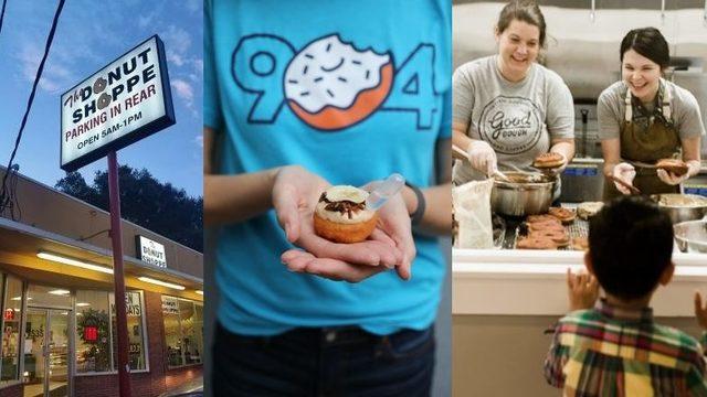 Donut underestimate Jacksonville on National Doughnut Day
