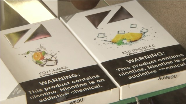 Government will propose banning flavors used in e-cigarettes