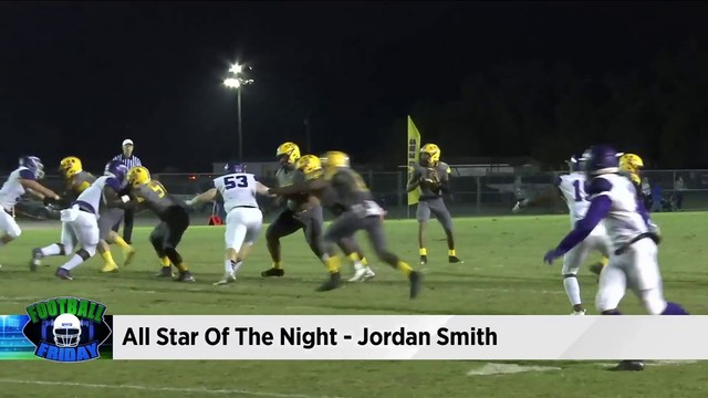All Star of the Night: Jordan Smith