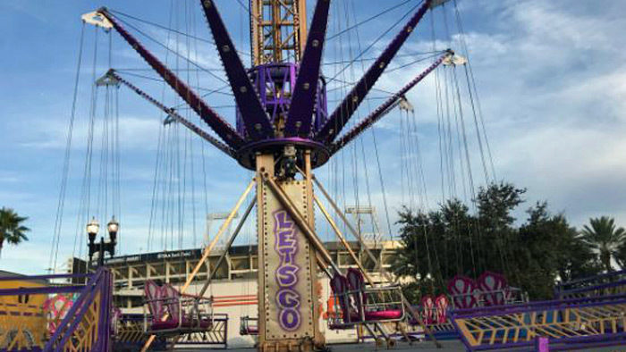 Several people hurt when ride malfunctions at Jacksonville ...