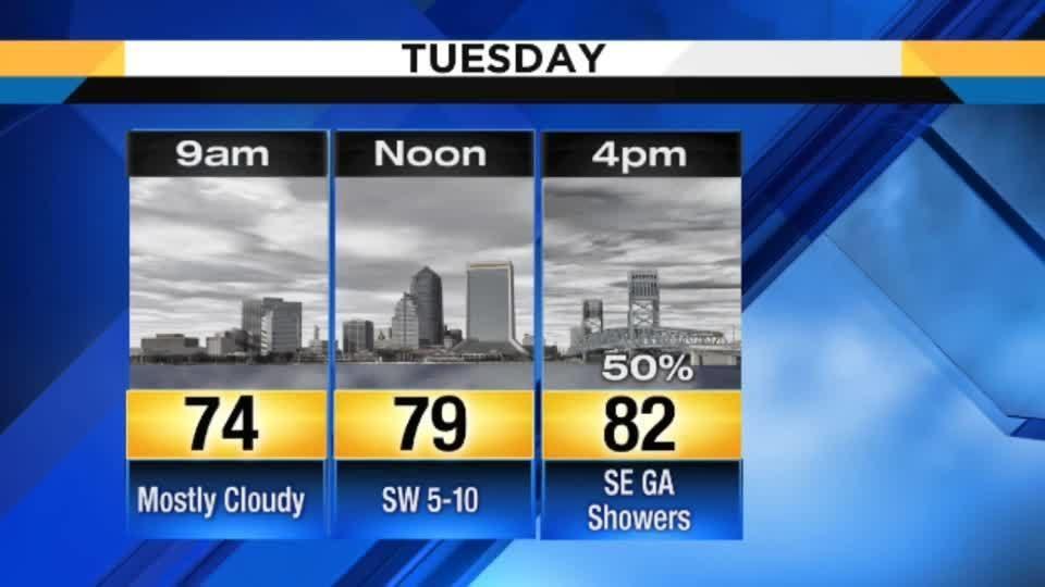 54e1fcefd1b Showers dry up this evening