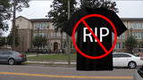 Lee High School students reminded not to wear anything with 'RIP'