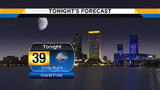Chilly temperatures again tonight, inland Frost Advisory