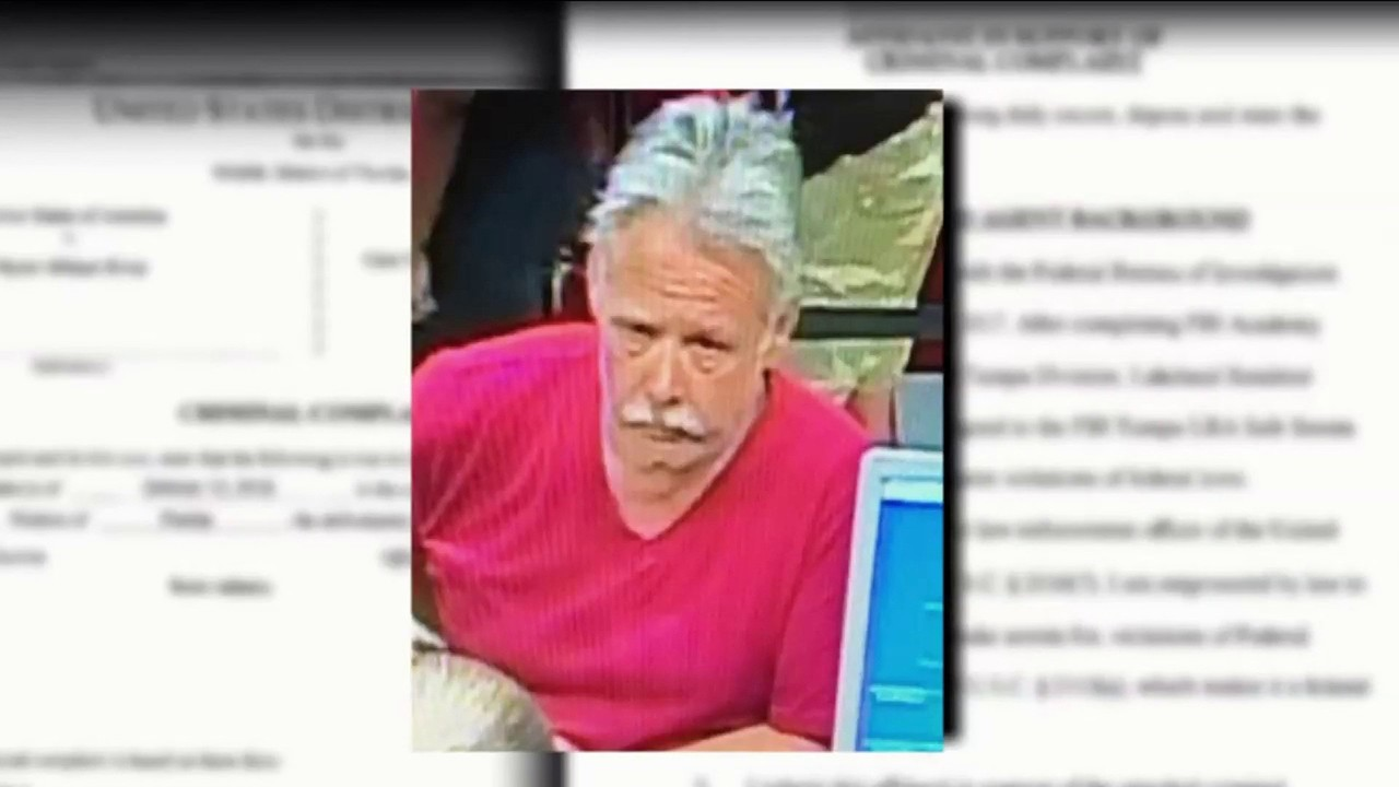 FBI 'Most Wanted' serial bank robbery suspect arrested in