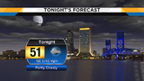 Increasing clouds keep temperatures mild overnight ahead of  warm-up